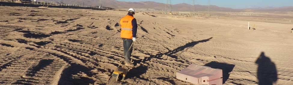 Geological surveys