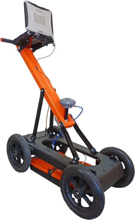 VIY5-37 dual Frequency GPR
