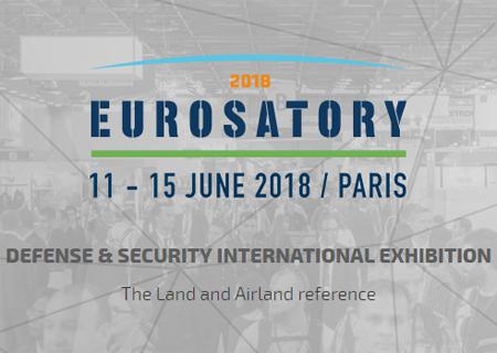 Eurosatory2018 conference