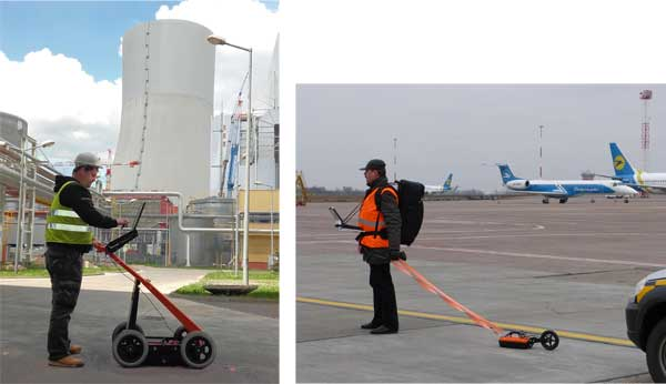 Ground Penetrating Radar Surveys