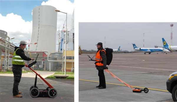 Ground Penetrating Radar Surveys