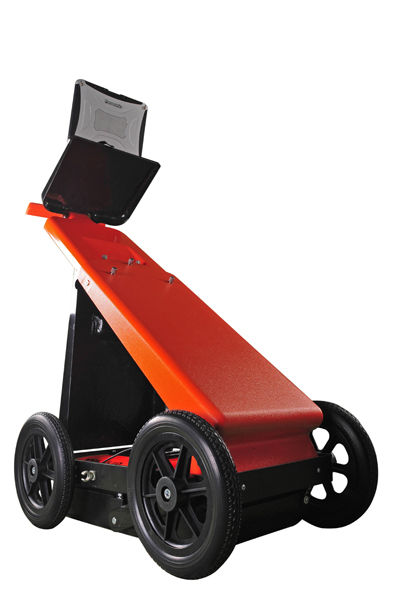 VIY3-300 Ground Penetrating Radar antenna unit