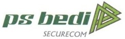 PS Bedi Securecom logo
