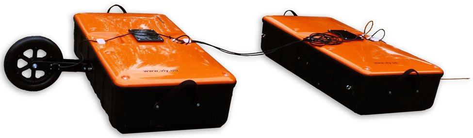 VIY3-070 Ground Penetrating Radar