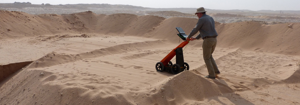 VIY  GPR in Archaeology