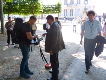 Transient Technologies on GPR 2014 Brussels