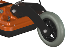 VO-22 Measuring wheel of VIY5-600 ground penetrating radar