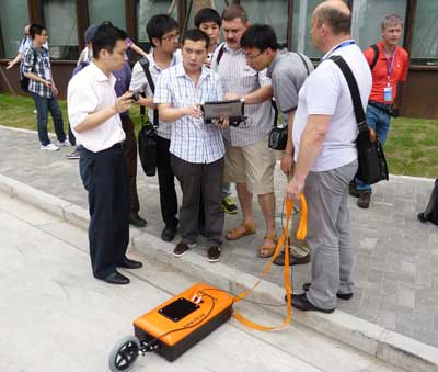 14th International Conference Ground Penetrating Radar (GPR2012)