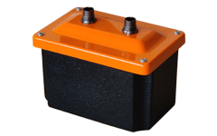 Battery case for the battery of VIY5-900 ground penetrating radar